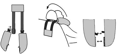 Poduszka stabilizująca Sandini SleepFix